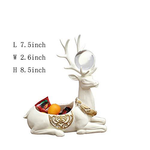 Xiton 5 Ensembles de Miniature F/ée Ornements de Jardin Chaise R/ésine