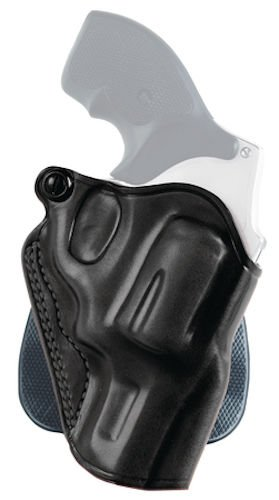 Galco Speed Paddle Holster for S&W L FR 686 3-Inch Black Right-h
