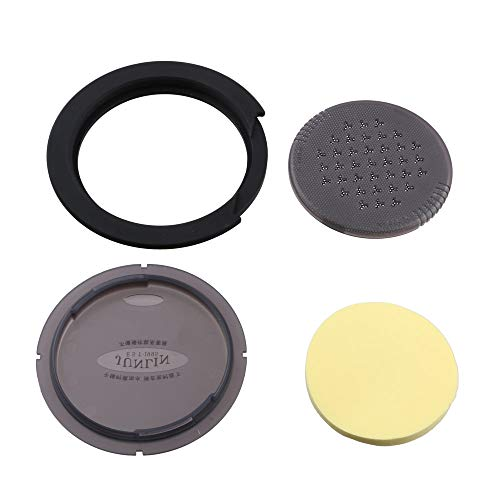 3-in-1 Acoustic Guitar Sound Hole Cover Humidifier Moisture Reservoir Dehumidifier 100mm