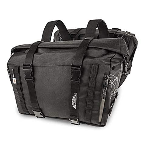 Kappa/coppia borse laterali nero