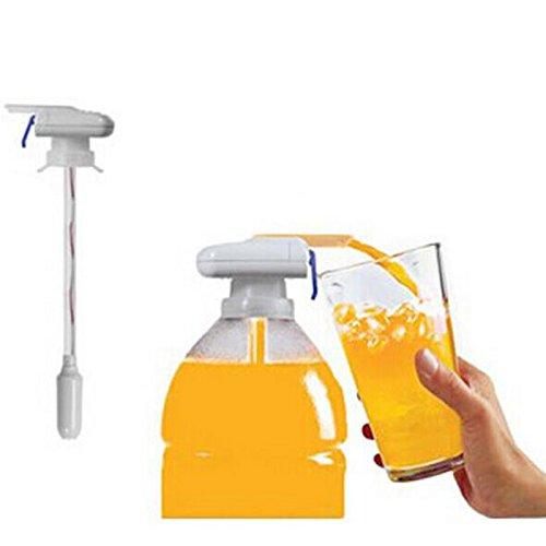 1pc multiusos eléctrica disparo bebida dispensador de bebidas casa cocina Parte Agua jugo Bebida Cóctel Leche automático suck