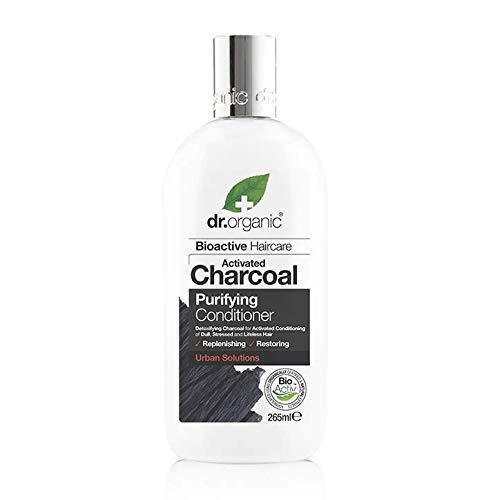 Dr Organic - Acondicionador para el cabello (265 ml)