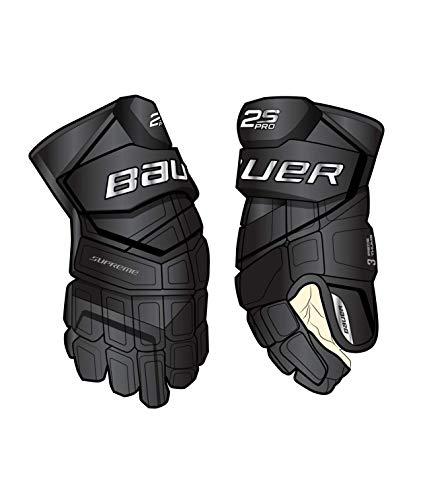 Bauer Handschuhe Supreme 2S Pro Senior Farbe schwarz, Größe 14 Zoll