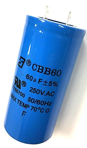 (Ship from USA) Rolair Air Compressor Start Power Capacitor FC009200075 OEM Replacement New/ITEM NO#8Y-IFW81854276475