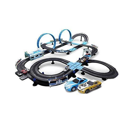 YEEWEN Toy Cars Vehículos 1:64 Doble eléctrico de Control Remoto de Coches...
