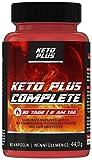 Keto Burn Plus DAY Complete Burner Kapseln für den Fettstoffwechsel