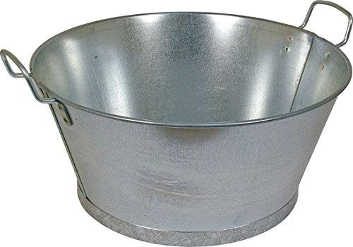Barreño Galvanizado ( 27 cm X 74 cm )