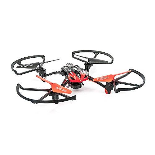 AIRCRAFT L6052W Wifi FPV Quadrocopter Rot Live Übertragung mit Kamera Drone