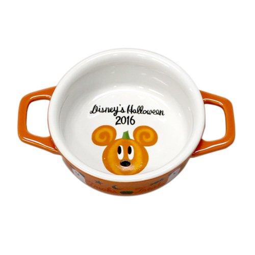 ミッキーマウス ミニーマウス スーベニアキャセロール 食器 お皿 ディズニー・ハロウィーン2016 ハロウィン【ディズニーリゾート限定】