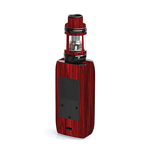 MightySkins Skin Compatible with Vaporesso Revenger X - Cherry Grain | Protective, Durable, and Unique Vinyl Decal wrap Cover | Easy to Apply, Remove, and Change Styles | Made in The USA