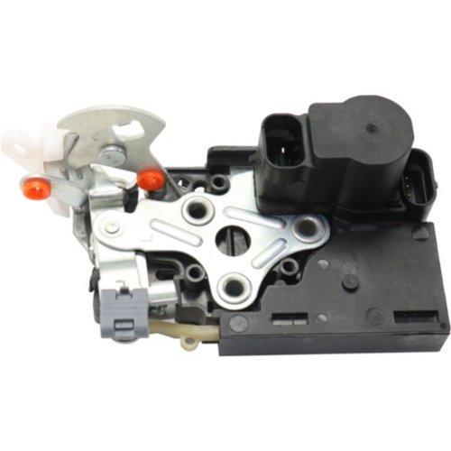 07 gmc sierra 2500 door panel ca - 1
