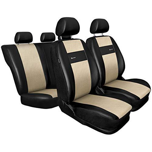 Mossa XL-BE Universal Auto schonbezug Set - Kunstleder - 5902538603164
