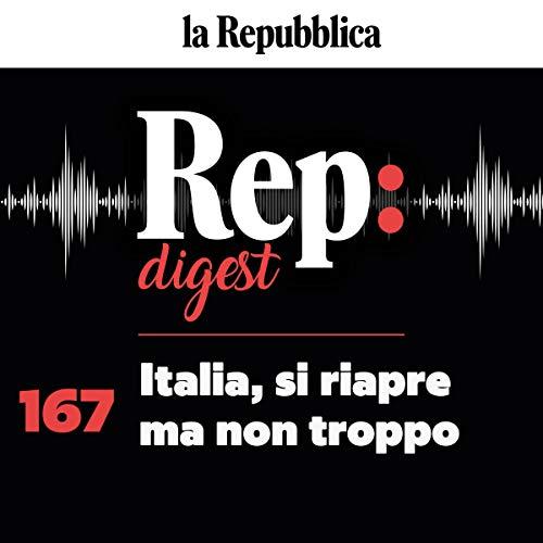 Couverture de Italia, si riapre ma non troppo