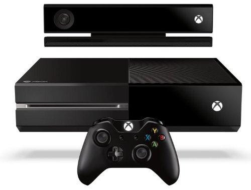 Microsoft Xbox One + Kinect