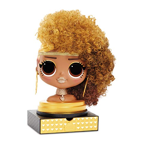L.O.L Surprise! 566229E7C O.M.G Head Royal Bee con pelo