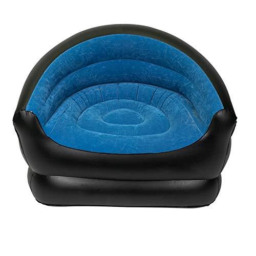 DNNAL Lounge-Sessel Chaise, Lazy aufblasbares Sofa Individueller Outdoor-Liegestuhl für Terrasse Balkon Garten Villa Innenhof Wintergarten