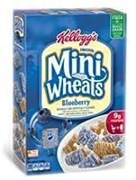つや消しミニ小麦 439 g (パックの 2) Frosted Mini wheat 439 g (Pack of 2)
