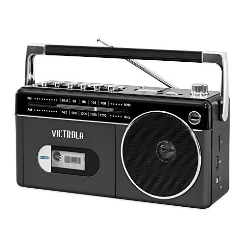 Best small radio cassette player