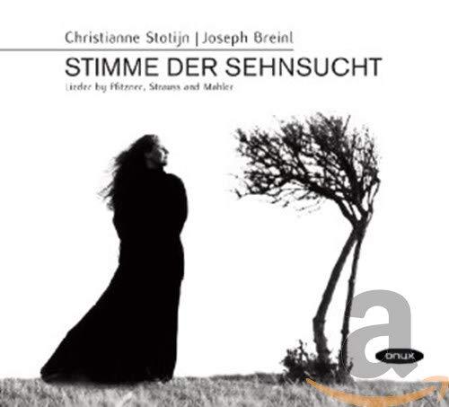 Stimme der Sehnsucht - Lieder von Pfitzner, Strauss, Mahler