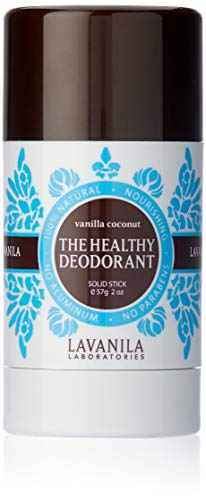 The Healthy Deodorant - Vanilla Coconut - 57g/2oz