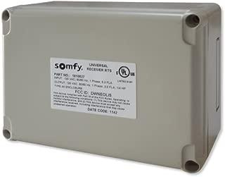 Somfy Universal RTS Receiver Control (For 110V AC Motors) MPN# 1810627