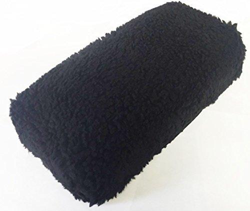 Allman Premium Black Fleece Knee Walker Cover - New 1