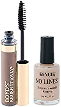 Boyd's Cosmetics NYC- No Lines Temporary Wrinkle Remover with our Brush It Away Light Brown