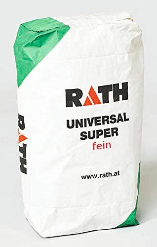 25 kg Rath Universal Super fein 0-1 mm Schamottezement Feuerungsmörtel Schamottemörtel Backofenmörtel hydr. Abb.