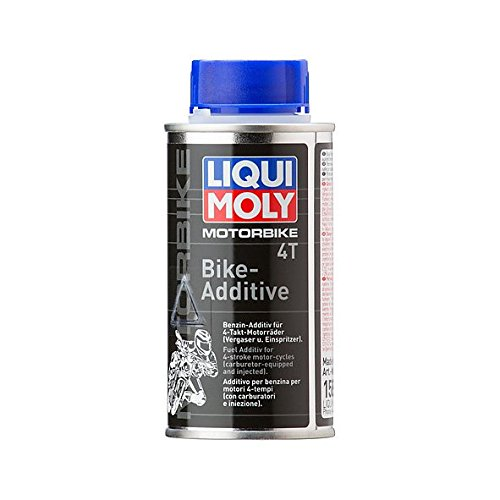 LIQUIMOLY - Aditivo de combustible Liqui Moly eliminador de residuos de motores 4t 125ml