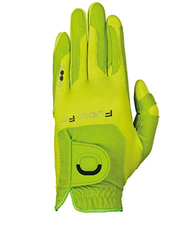 Big Max Zoom Weather Style Golfhandschuh Herren Lime Linke Hand/Einheitsgröße