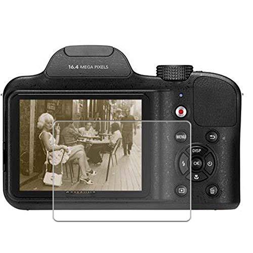 Vaxson 3 Stück Schutzfolie, kompatibel mit Samsung WB1100F Digital Camera, Displayschutzfolie TPU Folie [nicht Panzerglas]