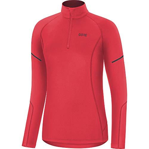 GORE WEAR M Damen Langarm-Shirt, 40, Pink