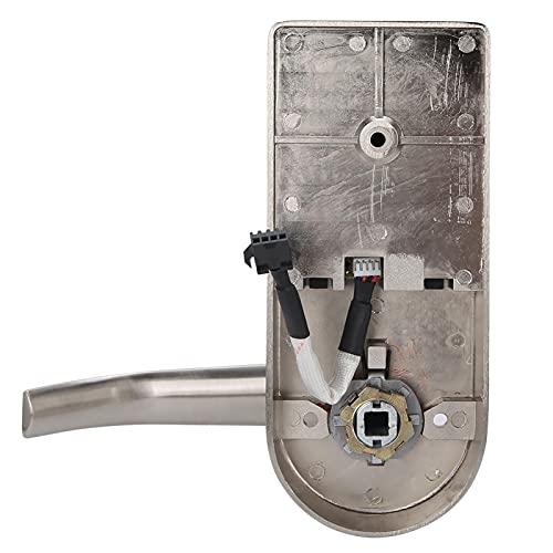 Cerradura de puerta inteligente, adopta cerradura codificada con técnica de inducción electromagnética para apartamento para puertas izquierda y derecha