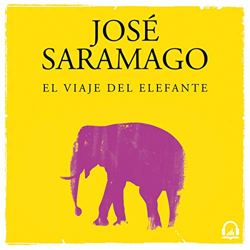 El viaje del elefante [The Elephant's Journey] cover art