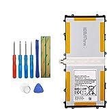 Upplus SP3496A8H - Batería de repuesto compatible con Google Nexus 10 Samsung SP3496A8H(1S2P) GT-P8110 GTP8110-HA32ARB con kit de herramientas