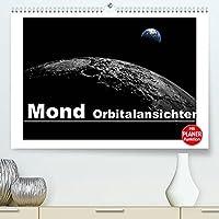 Mond Orbitalansichten (Premium, hochwertiger DIN A2 Wandkalender 2022, Kunstdruck in Hochglanz): Orbitalansichten des Mondes und seiner Krater (Geburtstagskalender, 14 Seiten )