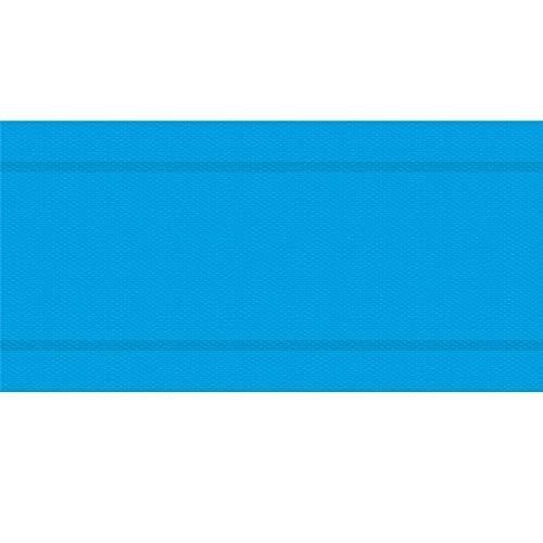 tectake 800711 Bâche à bulles piscine rectangulaire de protection, adaptable à la taille souhaitée, bleu - plusieurs modèles - (3,66x7,32 m | no. 403105)