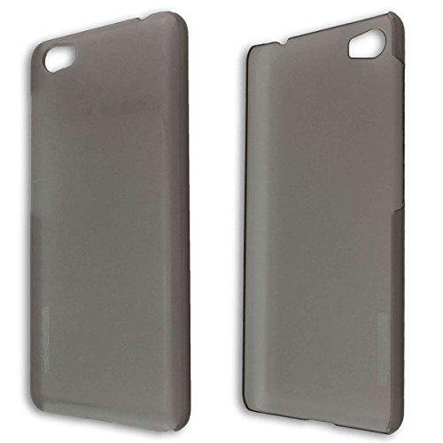 caseroxx Backcover für Vernee Mars, Tasche (Backcover in schwarz-transparent)