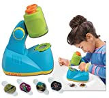 Kidtastic Microscope Science Kit for Kids – Fun Learning Toys for Preschoolers – STEM Toy for 3 Year olds...