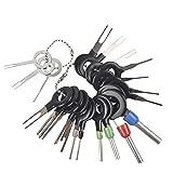 QISF Kit de 21extracteurs de cosses pour connecteur serti de câblage électrique