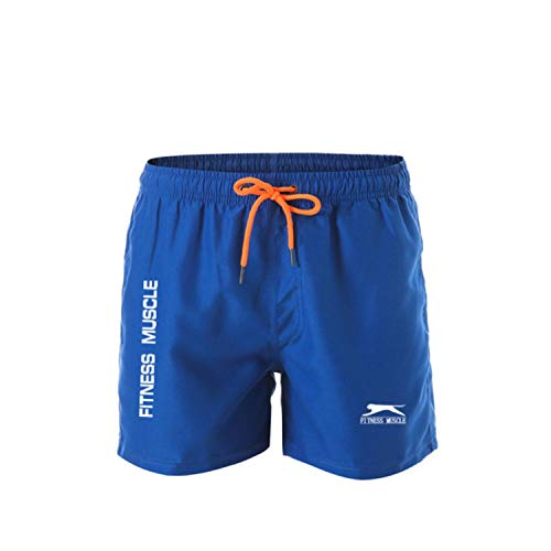 Pantalones cortos de deporte para hombre, con ropa interior X XXL