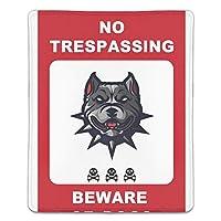 マウスパッド 犬注意 ゲーム用 パソコン デスクマット おしゃれ 疲労低減 滑り止めゴム底 滑りやすい表面 会社 オフィス 学生 レディース 軽量 印刷