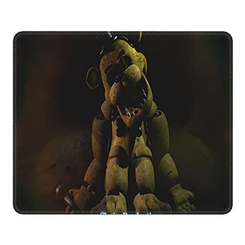 FN-AF Five-Ni-ghts-at-Fre-ddy's - Alfombrilla de ratón para videojuegos (superficie lisa, antideslizante, 18,9 x 23,5 cm)
