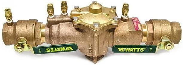 2 inch rpz valve