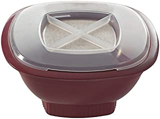 Nordic Ware Microwave Popcorn Popper, Red