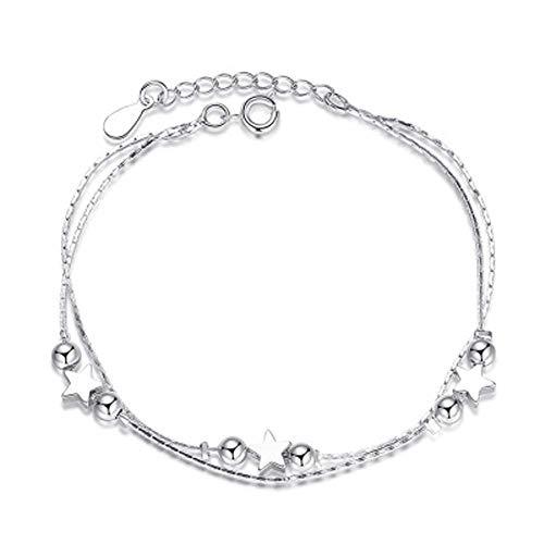 Cadeaux d'anniversaire beau bracelet réglable de mode #30