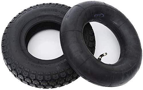 ZHANGYY Neumáticos para patinetes eléctricos, 4,10/3,50-6 Neumáticos neumáticos de Caucho, Gruesos y...