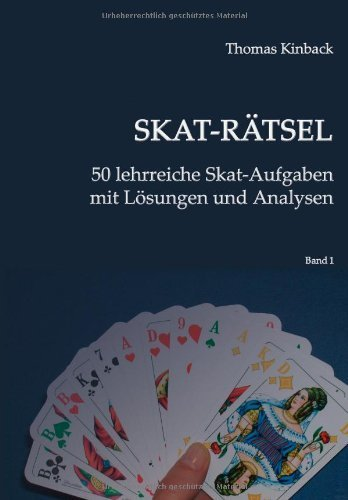 Skat-Rätsel (German Edition) by Thomas Kinback(2016-05-13)