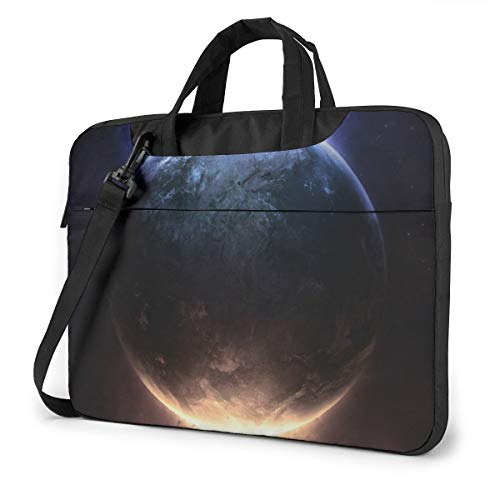 Herren Laptoptasche Big-Planet Aktentasche Computer Tasche Business Crossbody Frauen Notebook Laptop Handtasche