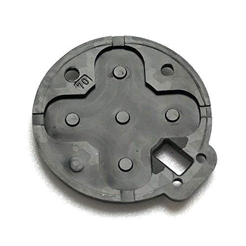 Navigational Button Key Rubber Back Cover Replacement for Nikon D800 D800E SLR Digital Camera Repair Part